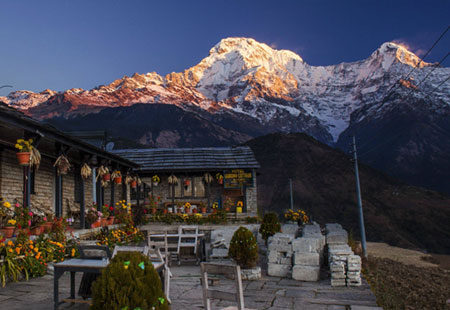 >Annapurna Luxury Trek