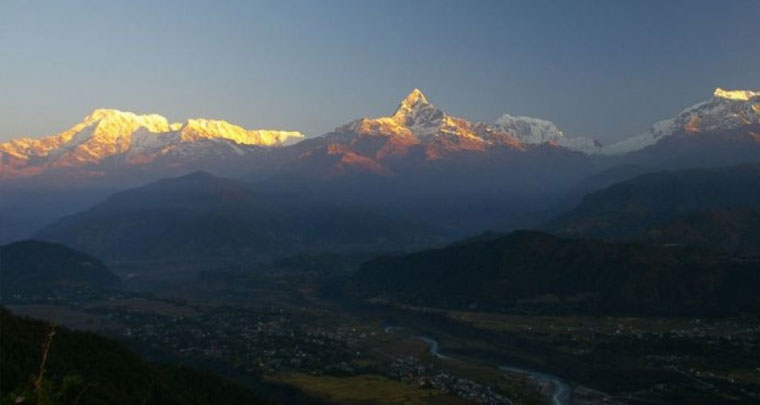 Best Nepal luxury tour with highlights Nagarkot and Sarangkot Hills