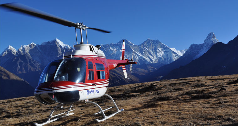 Luxury Heli Tour Packages