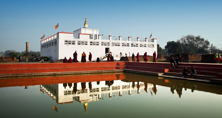 Kathmandu City tour with Lumbini Luxury Tour: - 5 Nights / 6 days