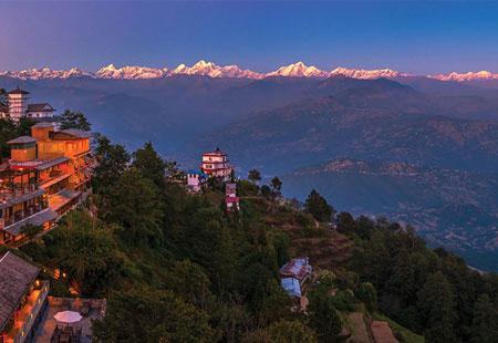 Kathmandu Valley with Nagarkot Viewpoint Luxury Tour