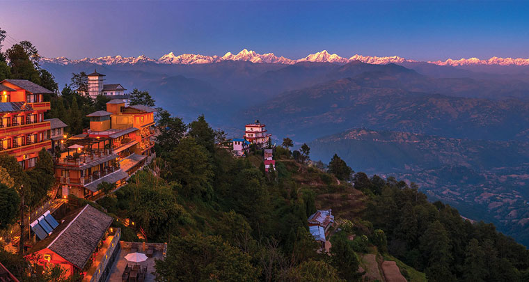 Kathmandu Valley tour with Nagarkot Viewpoint Luxury Tour