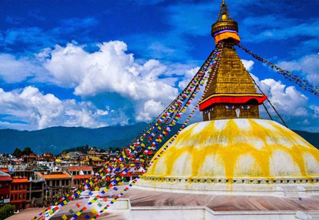 Luxury Nepal Tour with city highlights
