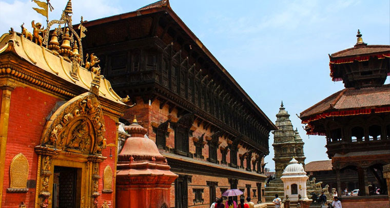 The most highlighted Nepal luxury tour Package